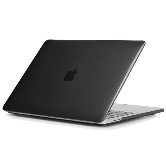 Etui Przód + Tył Hard Case Macbook Air 13.3 - Black