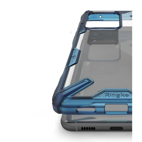 Etui RINGKE do Samsung Galaxy S20 Ultra - Fusion X - Space Blue