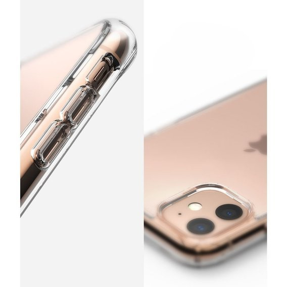 Etui RINGKE do iPhone 11 - Fusion - Crystal View
