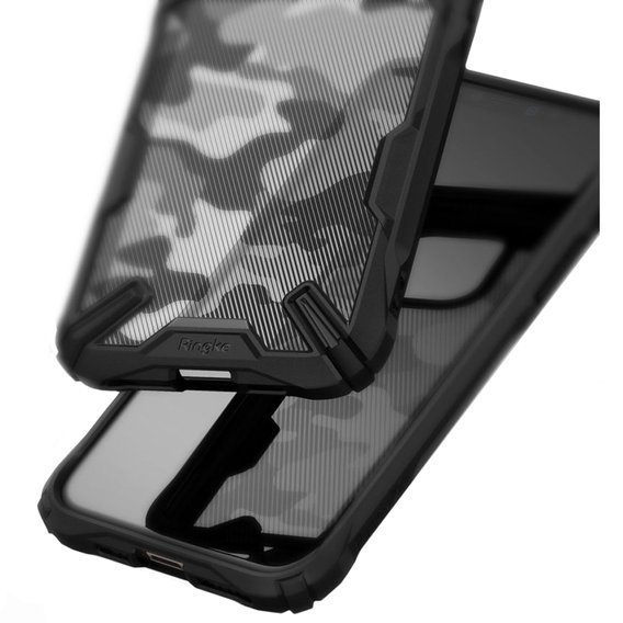 Etui RINGKE do iPhone 11 Pro Max - Fusion X - Camo Black