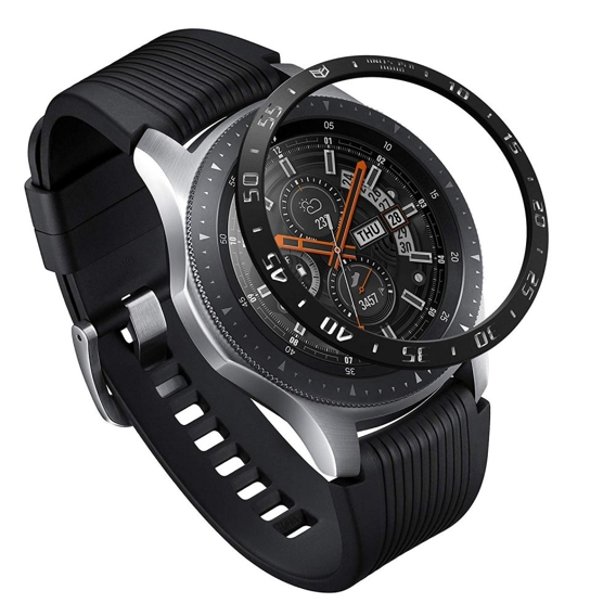 Etui Ringke Bezel Styling Stainless do Samsung Galaxy Watch 46mm - Black