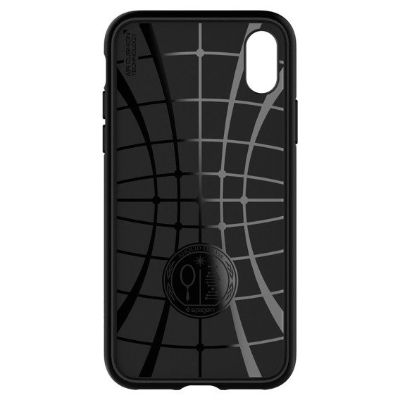 Etui SPIGEN SGP Liquid Air iPhone X/XS - Black
