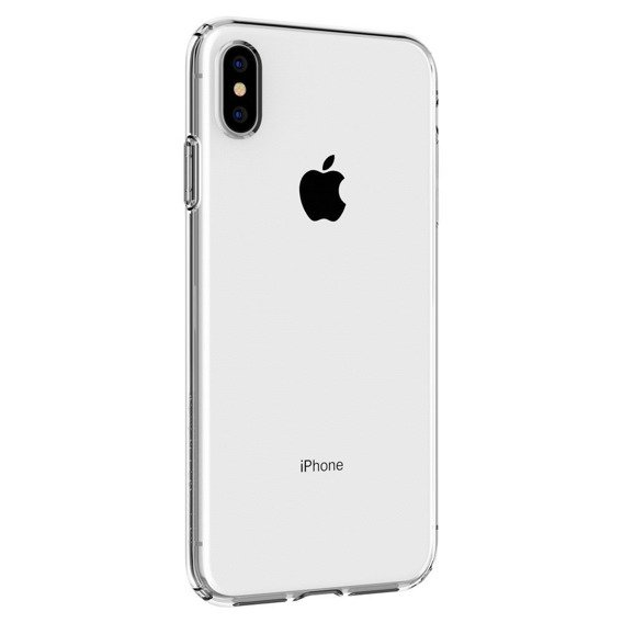 Etui SPIGEN SGP Liquid Crystal iPhone X/XS - Crystal Clear
