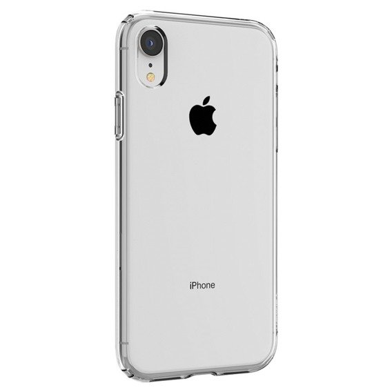 Etui SPIGEN SGP Liquid Crystal iPhone XR - Crystal Clear