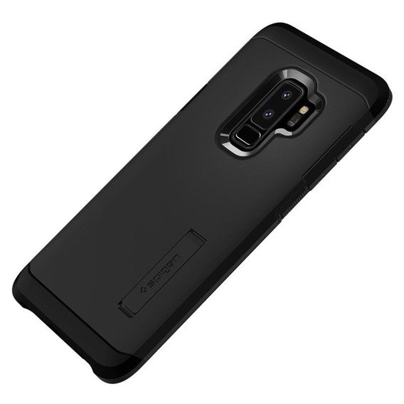 Etui SPIGEN SGP Tough Armor Samsung Galaxy S9 Plus - Black