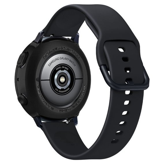 Etui SPIGEN do Samsung Galaxy Watch Active 2 40M, Liquid Air, Matte Black