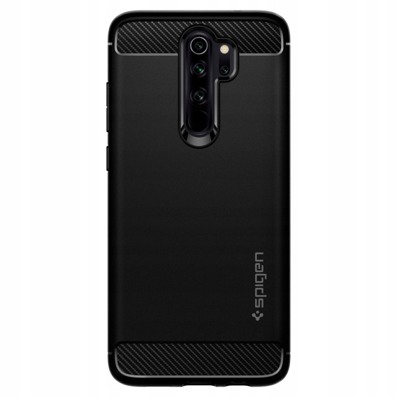 Etui SPIGEN do Xiaomi Redmi Note 8 Pro - Rugged Armor - Black