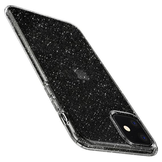 Etui SPIGEN do iPhone 11 - Liquid Crystal - Glitter Crystal