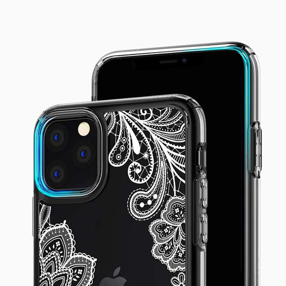 Etui SPIGEN do iPhone 11 Pro - CIEL - White Mandala