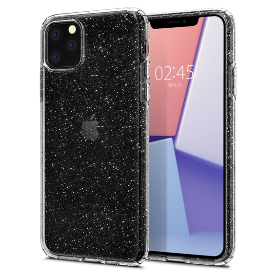 Etui SPIGEN do iPhone 11 Pro - Liquid Crystal - Glitter Crystal