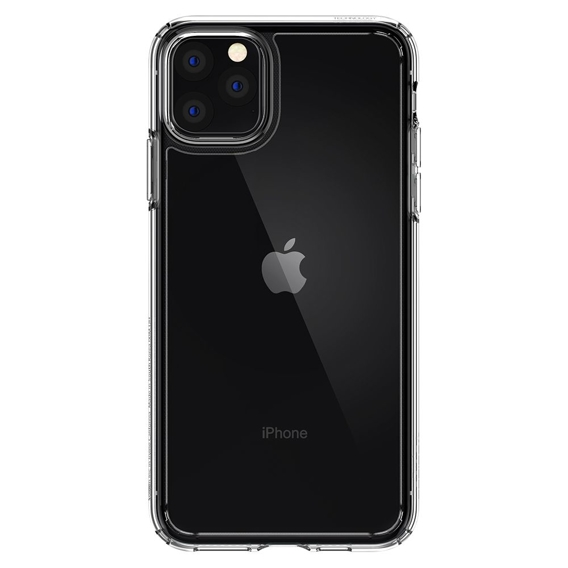 Etui SPIGEN do iPhone 11 Pro Max - Ultra Hybrid - Crystal Clear