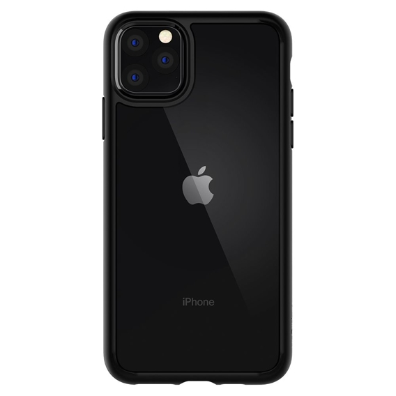 Etui SPIGEN do iPhone 11 Pro - Ultra Hybrid - Matte Black