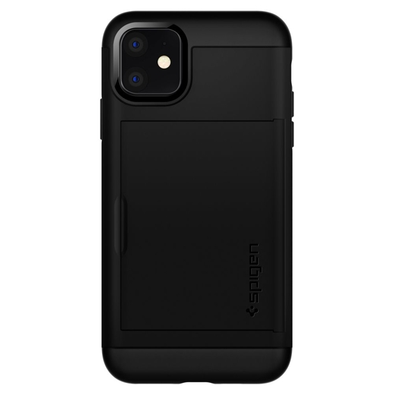 Etui SPIGEN do iPhone 11 - Slim Armor CS - Black