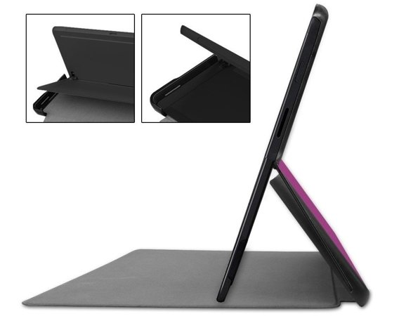 Etui Stand Case do Surface Pro X - Red