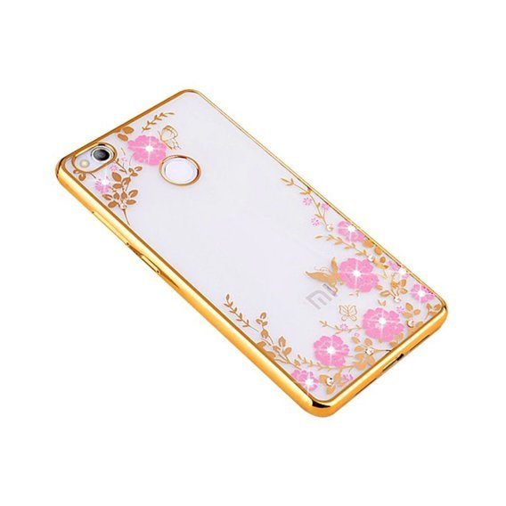 Etui Star Dust DIAMOND Case XIAOMI Redmi 4X - Gold