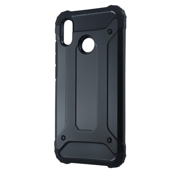 Etui TECH ARMOR Case Huawei P20 Lite - Black