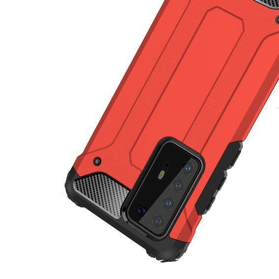 Etui TECH ARMOR Case do Huawei P40 Pro - Red