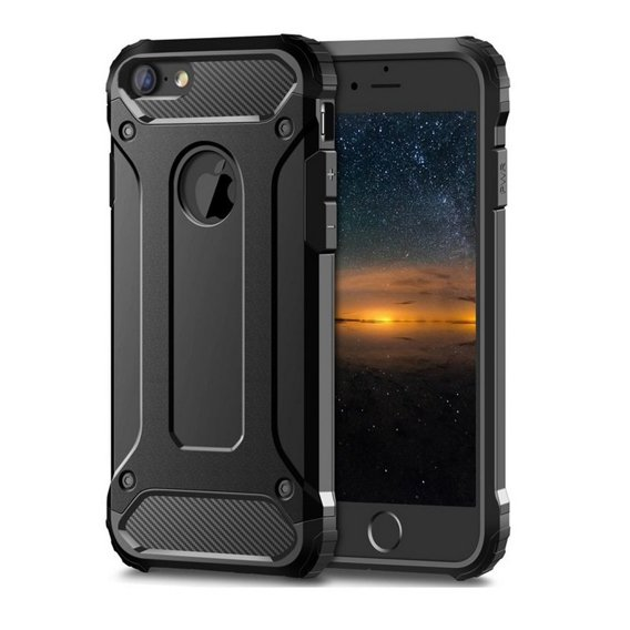 Etui TECH ARMOR Case iPhone 8/7 - Black