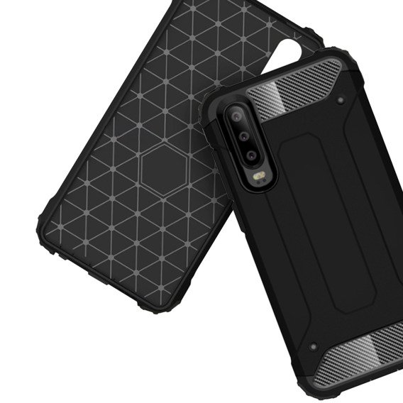 Etui TECH ARMOR do Huawei P30, Black