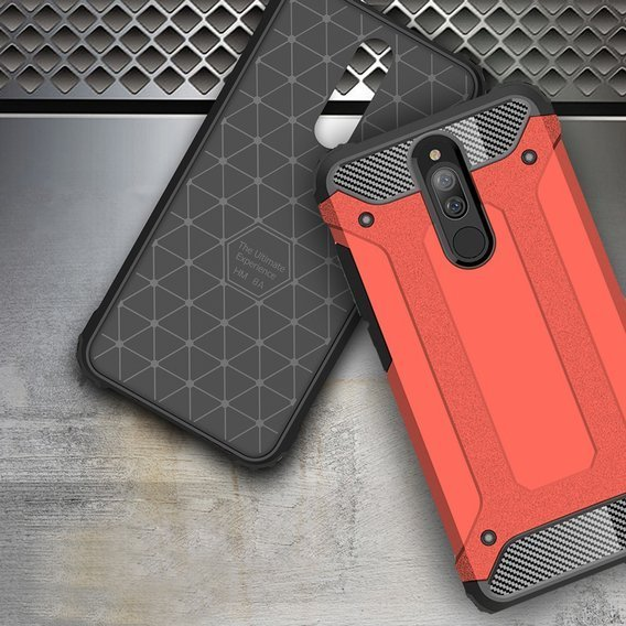 Etui TECH ARMOR do Xiaomi Redmi 8A - Red