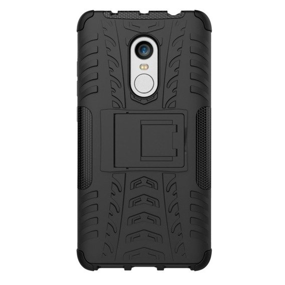 Etui Tire Armor Xiaomi Redmi Note 4 - Black