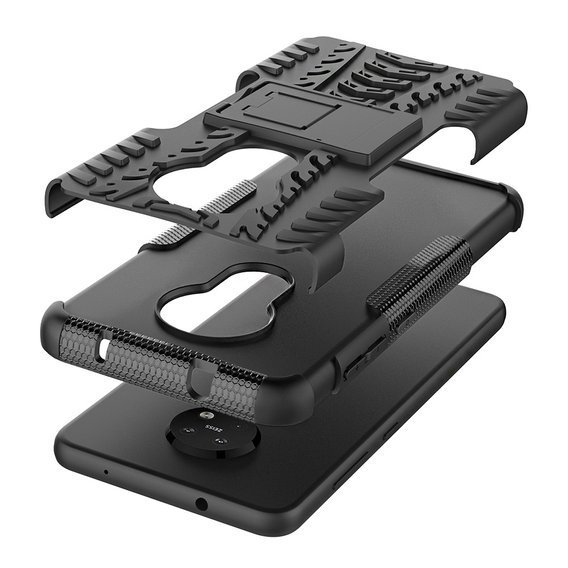 Etui Tire Armor do Nokia 7.2 / 6.2 - Black