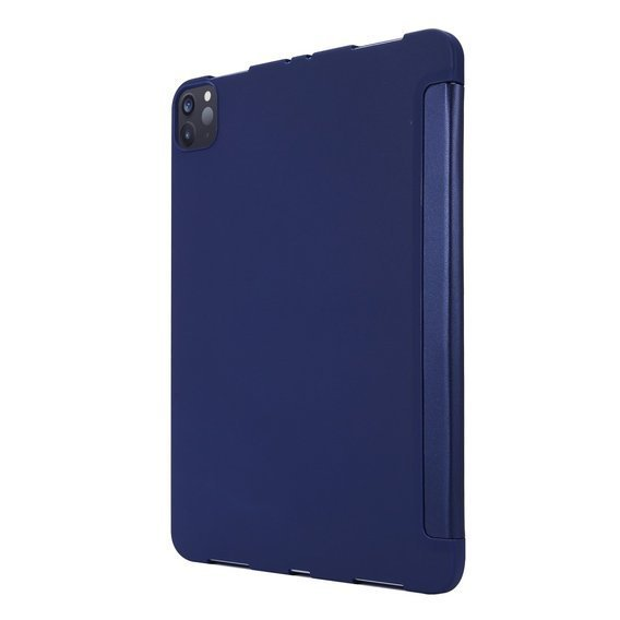 Etui Tri-Fold Smart Folio Leather iPad Pro 11 2018/2020 - Blue