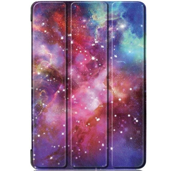 Etui Tri-Fold Stand Cover Huawei MediaPad T5 10.1 - Starry Night