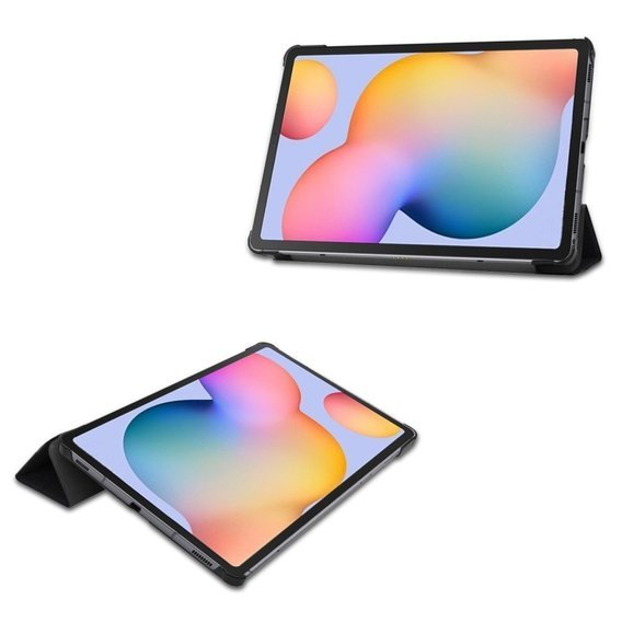 Etui Tri-Fold Stand Cover Samsung Galaxy Tab S6 Lite 10.4 - Don't Touch Me