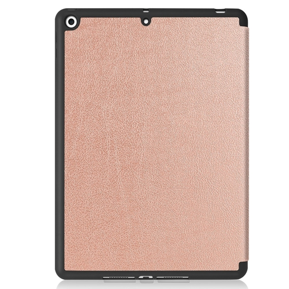 Etui Tri-Fold iPad 10.2 2019 - Pen Slot - Rose Gold