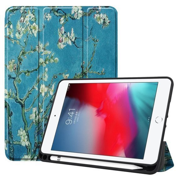 Etui TriFold Case do iPad Mini 5 2019 - Sakura