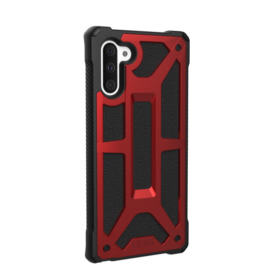 Etui UAG do Samsung Galaxy Note 10 - Urban Armor Gear Monarch Crimson Red