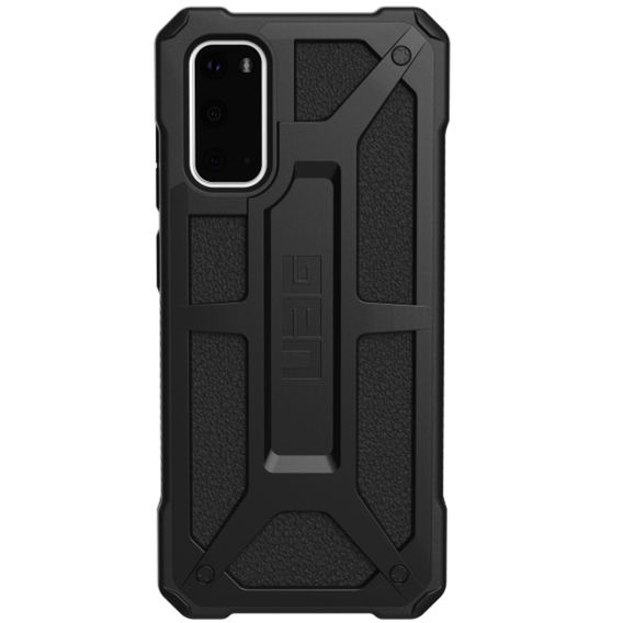 Etui UAG do Samsung Galaxy S20 - Urban Armor Gear - Monarch - Black
