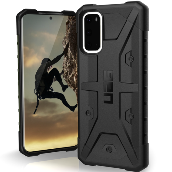 Etui UAG do Samsung Galaxy S20 - Urban Armor Gear - Pathfinder - Black