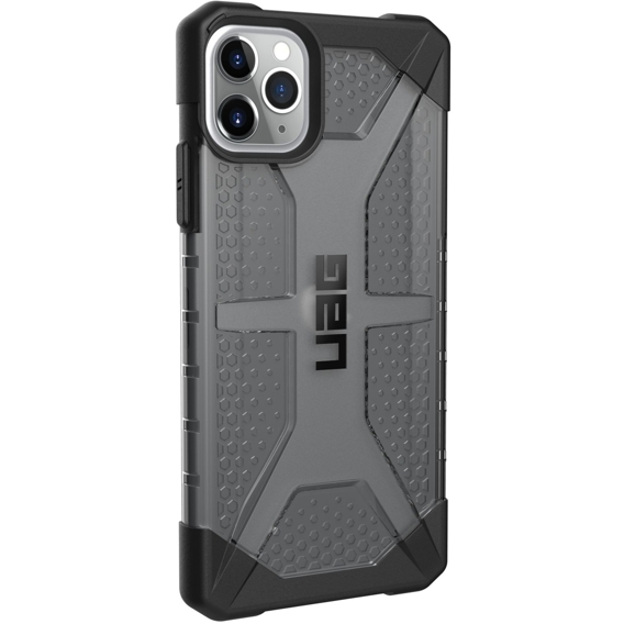 Etui UAG do iPhone 11 Pro Max - Urban Armor Gear - Plasma - Ash