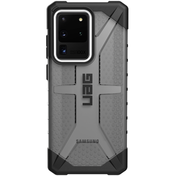 Etui Urban Armor Gear do Samsung Galaxy S20 Ultra - Plasma - Ash Black