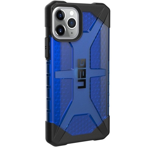 Etui Urban Armor Gear do iPhone 11 Pro - Plasma - Cobalt Blue