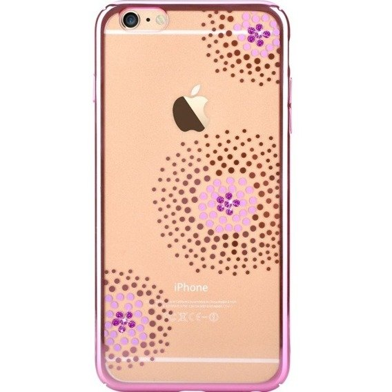 Etui VOUNI Sun Flower Hard Case iPhone 6/6s 4.7- Rose