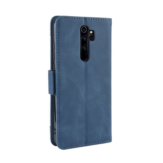 Etui Wallet Flexi Book do Xiaomi Redmi Note 8 Pro - Card Slot - Blue