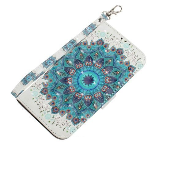 Etui Wallet do Samsung Galaxy A50 / A30s  - Mandala Flower