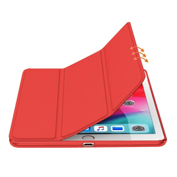 Etui do IPad 7/8 10.2 2019/2020, Smartcase, Red