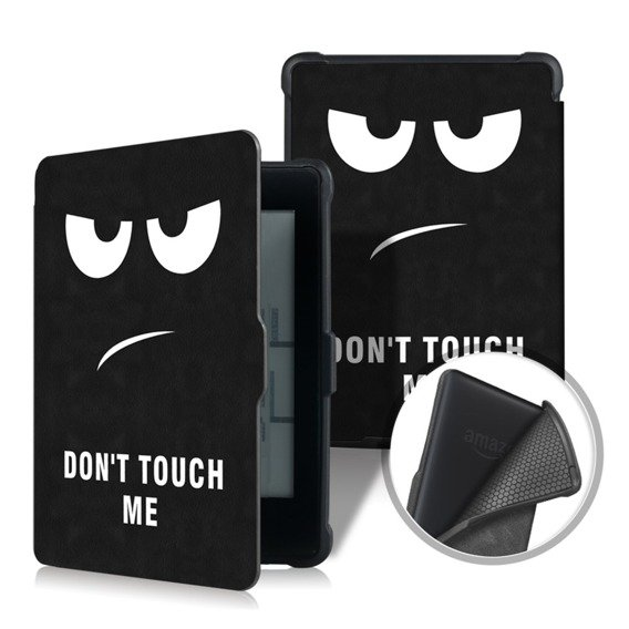 Etui do Kindle Paperwhite 1/2/3, Protection Case, Do Not Touch Me