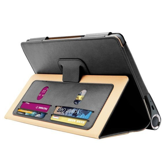 Etui do Lenovo Yoga Smart Tab 10.1, Business Style Stand Case, Black