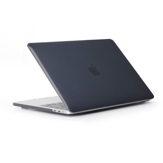 Etui do Macbook Pro 16 2019 A2141 - Hardcase - See-through Black