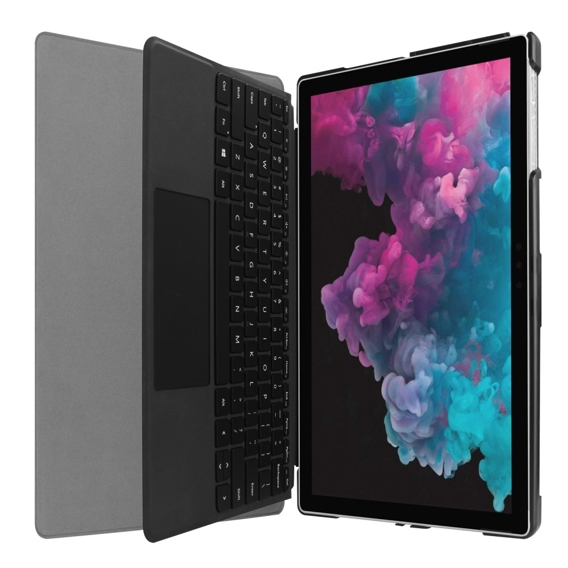 Etui do Microsoft Surface Pro 6/5/4, Stand Case, Don't Touch Me