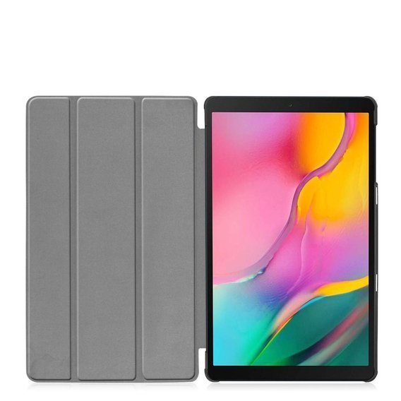 Etui do Samsung Galaxy Tab A 10.1 2019 T510/T515, Tri-Fold, Dark Blue