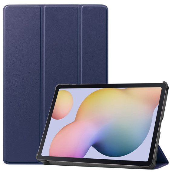 Etui do Samsung Galaxy Tab S7, Tri-fold Case, Navy Blue