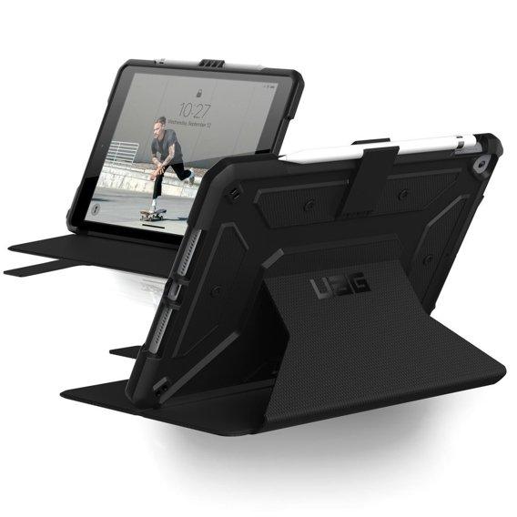 Etui do iPad 7/8 10.2 2019/2020, Urban Armor Gear, Metropolis, Black