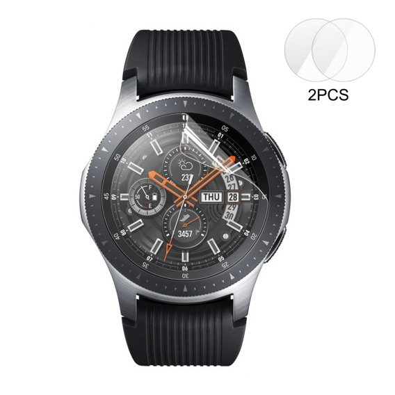 Folia HAT PRINCE TPU na Ekran do Samsung Galaxy Watch 46mm (2 sztuki)