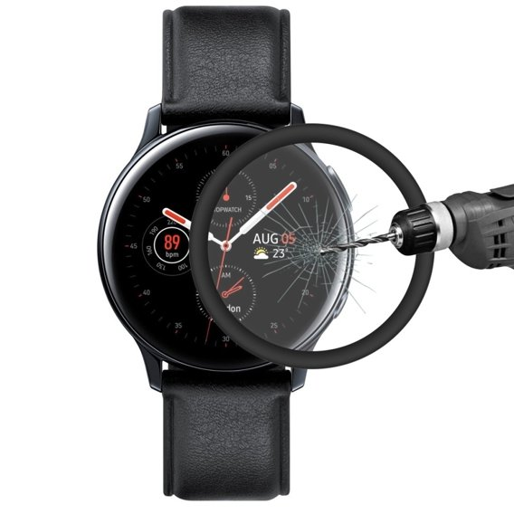 HAT PRINCE Szkło Hartowane do Galaxy Watch Active 2 44mm